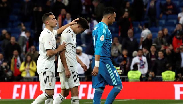 Real Madrid cắt giảm nguyên một đội hình