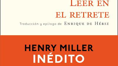 Las razones por las que leemos, según Henry Miller