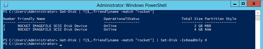 New iSCSI cmdlets in PowerShell V3 Part - 1 -Virtualize