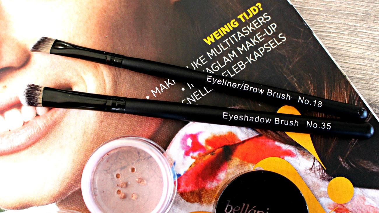 BelláPierre make up brushes