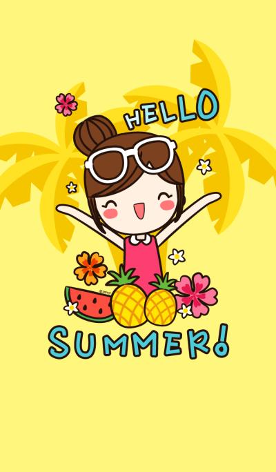 PAKWAAN HELLO SUMMER