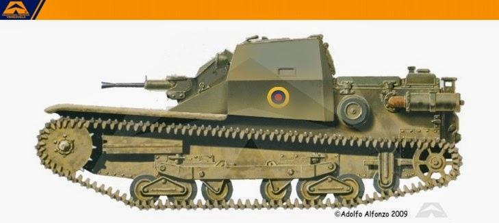 venezuela tanque ansaldo CV33 escarapela nacional ceo dir 119 cucarda insignia