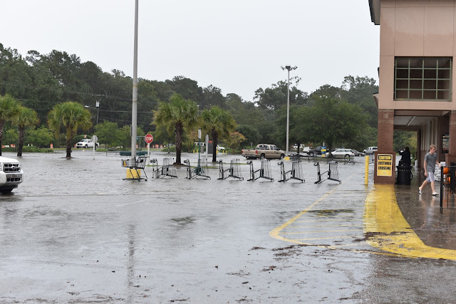 Charleston, SC Flood 2015
