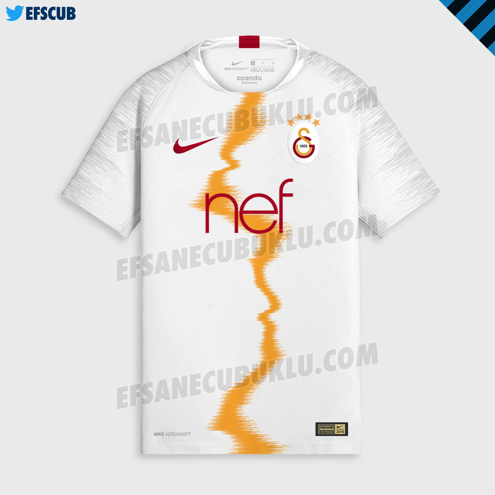 899f7aa44 LEAKED  Nike Galatasaray 18-19 Third Kit to Feature Bosporus Graphic ...