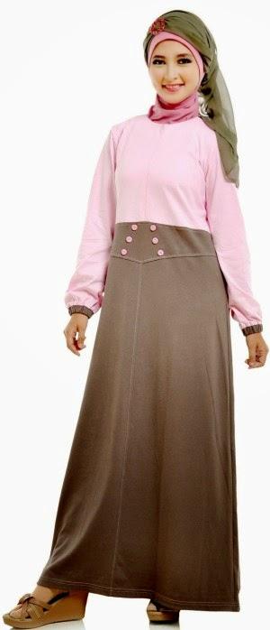 Baju hamil muslim yang modis dan nyaman