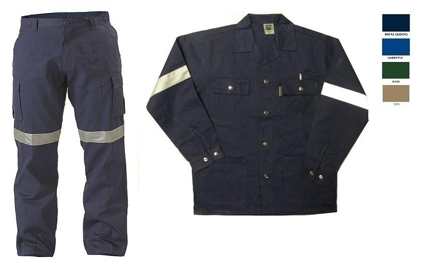 579ce9876da SAFEWORK Ε.Π.Ε. - Είδη προστασίας εργαζομένων: Στολες εργασιας