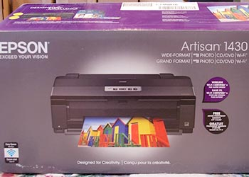 Epson Artisan 1430 Driver Mac and Windows - Driver and