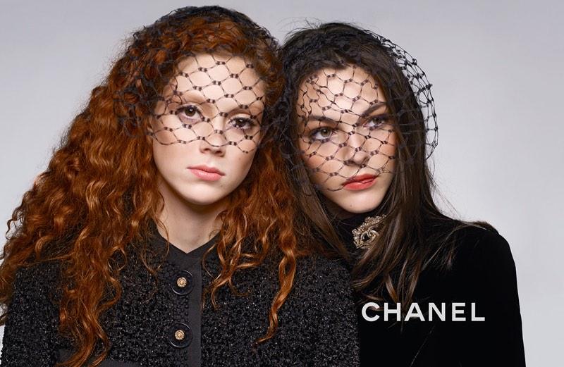 Chanel Pre-Fall 2017 Campaign