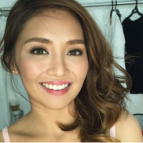 IN PHOTOS: Pinay Celebrities With The  Most Brightest And Contagious Smiles