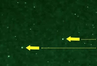 UFOs Captured On Night-Vision Video Camera Over Phoenix | VIDEO