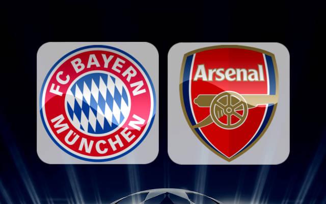 مشاهدة مباراة بايرن ميونخ وآرسنال بث مباشر