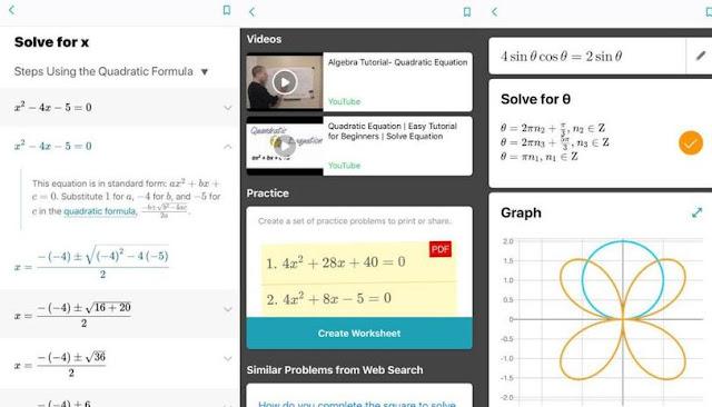 Saniyeler İçinde Karmaşık Matematik Problemlerini Çözmede Bu Microsoft Uygulaması