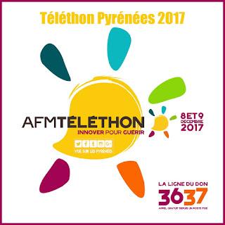 Téléthon Pyrénées 2017