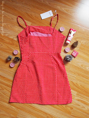 Polka Dot Cami Summer Dress