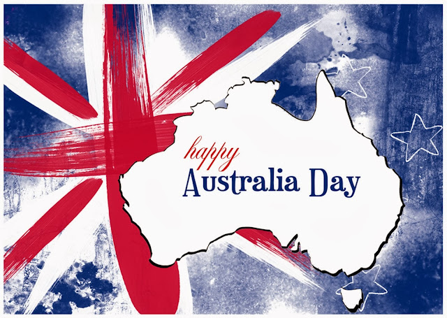 Happy Australia Day 2017 Greetings Cards - Best HD Cards of Happy Australia Day