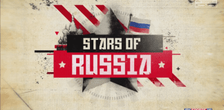 Stars of Russia – Cavani and Herrera