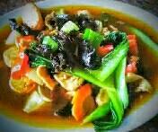 resep sapo tahu oriental udang