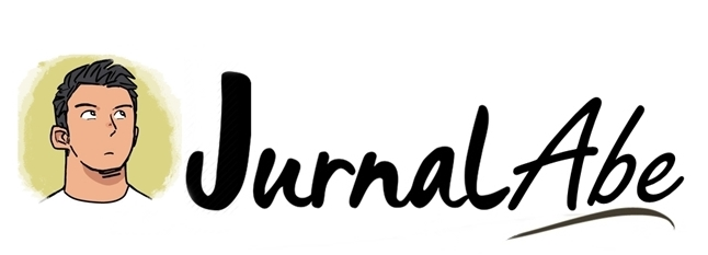 Jurnal Abe - Life Journal as a New Breed of Blogger