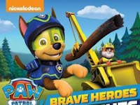 Download Film Paw Patrol Brave Heroes Big Rescues (2016) DVDRip 350MB
