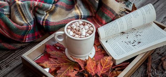Retos de lectura 2018. Octubre, noviembre y diciembre - Cine de Escritor