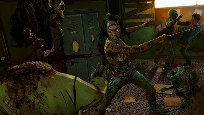 Download Walking Dead Michonne Episode 1 Highly Compressed Game For PC