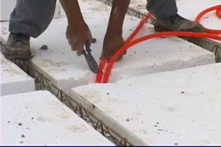 Instalaciones electricas residenciales - tubo conduit en azoteas y entrepisos 3