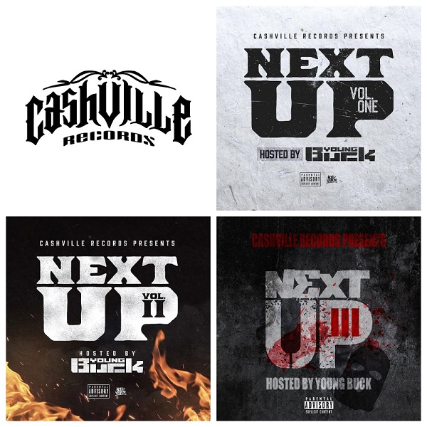 Young Buck - Next Up Vol  1-3 (Selections) (2019