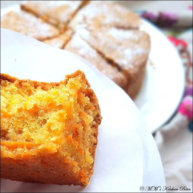 Rachel Allen Carrot Cake mmskitchenbites