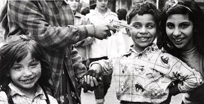 William Klein, Little Italy, New York 1954