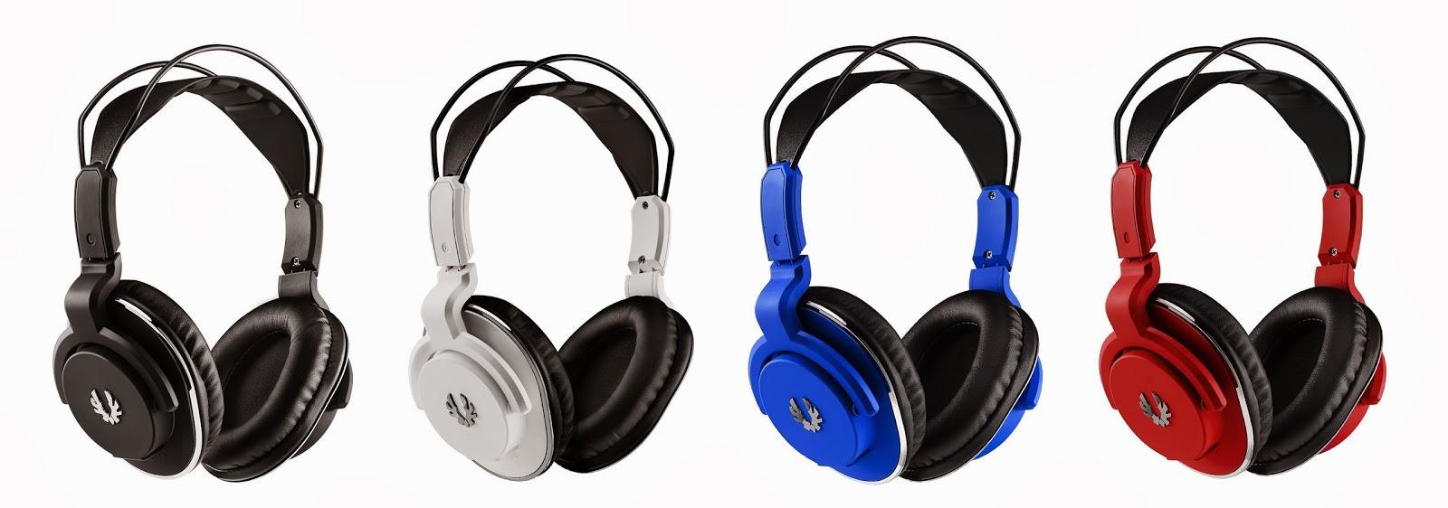BitFenix Unveils Flo Headset 12