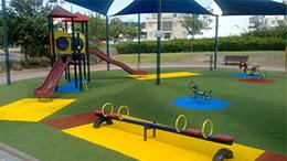 Sân chơi trẻ em Israel