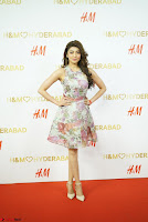 Pranitha Subash in lovely Flower Print Sleeveless Short dress ~  Exclusive 059.JPG