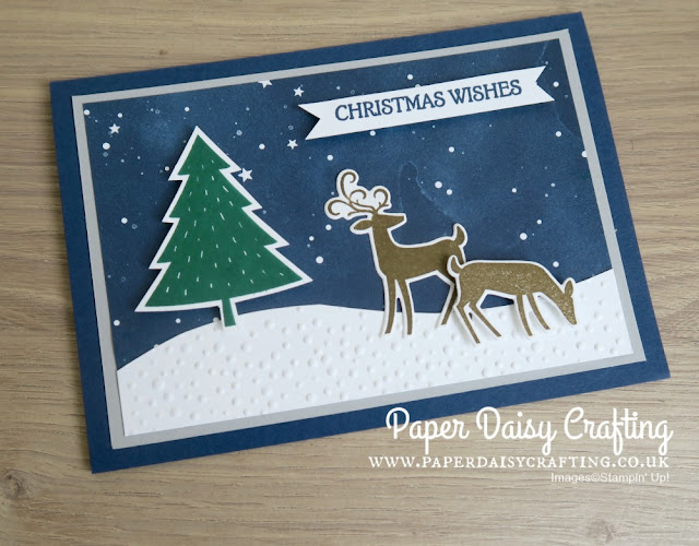 Dashing Deer and Foxy Friends from Stampin Up