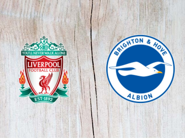 Liverpool vs Brighton & Hove Albion Full Match & Highlights - 25 August 2018