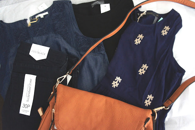 Stitch Fix for the casual mom. My 5 items and review of Stitch Fix.