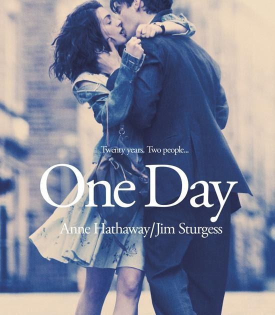 Anne Hathaway One Day: Reel Artsy: Poster