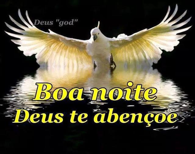 Deus O Abencoe: Mensagens Para O Coração: Boa Noite