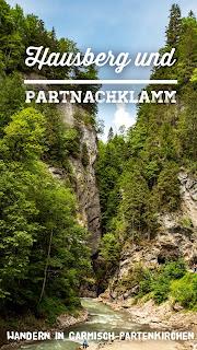 Hausberg-Runde und Partnachklamm   Wanderung Garmisch-Partenkirchen   Rießersee - Kochelbergalm - Bayernhaus - Hausberg - Partnachalm - Partnachklamm