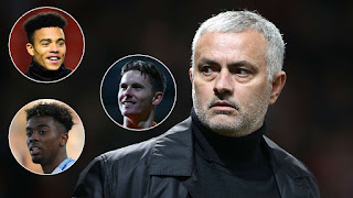 Eighth place & a million miles from the title: Is it time Mourinho gave youth chance?