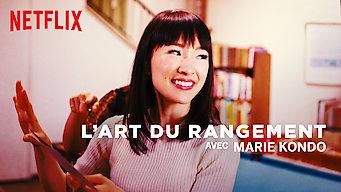 L'art du rangement Marie Kondo Netflix