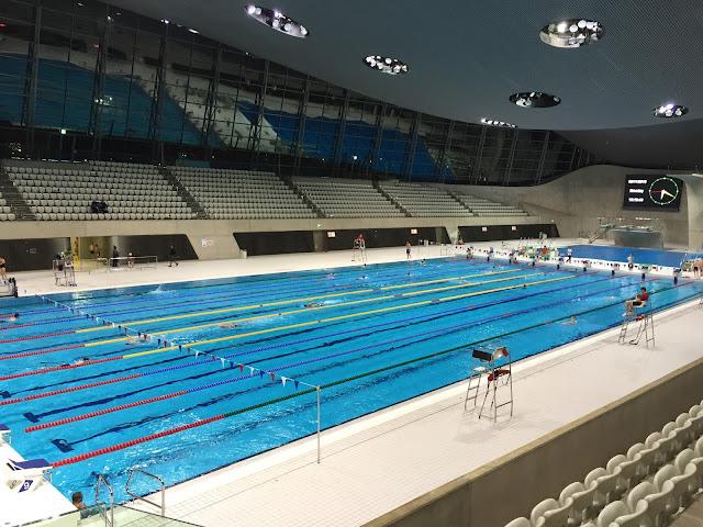 Olympic Park Aquatics Centre