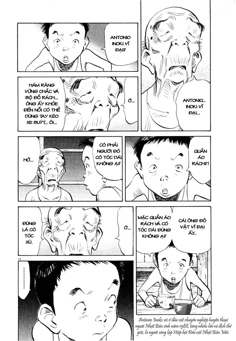20th Century Boys chapter 177 trang 27