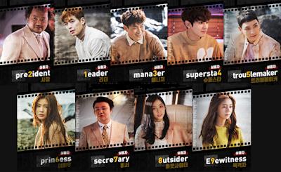 Karakter dan Watak - Watak Penting Dalam Drama Korea Missing Nine / Missing 9