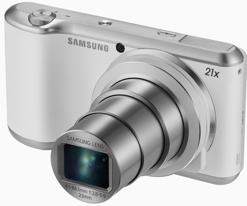 Samsung Galaxy Camera 2 vs Galaxy 4 Zoom