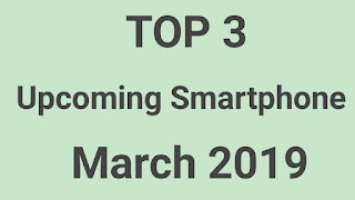 Upcoming smartphone march