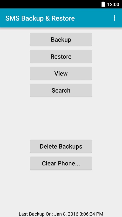 6 best backup and restore app from android to desktop pc.
