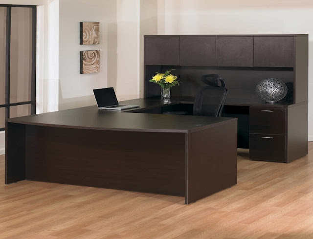 best buy u shaped office desk furniture Costco for sale online