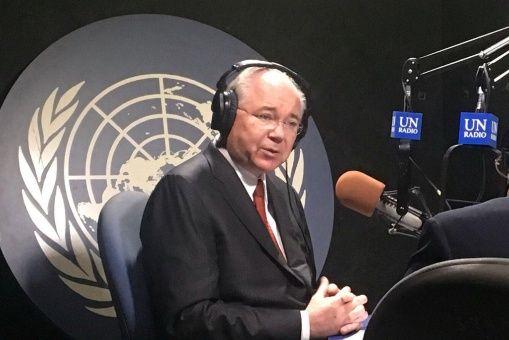 Venezuela afirma que seguirá defendiendo al país desde la ONU