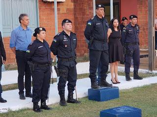 Polícia Militar de Nova Mamoré tem novo comandante