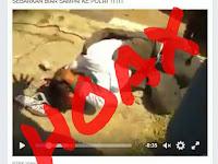 Hoax Video Bukti GMBI Menganiaya Anggota FPI